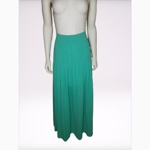 Anthropologie Meave Zocalo Maxi Skirt